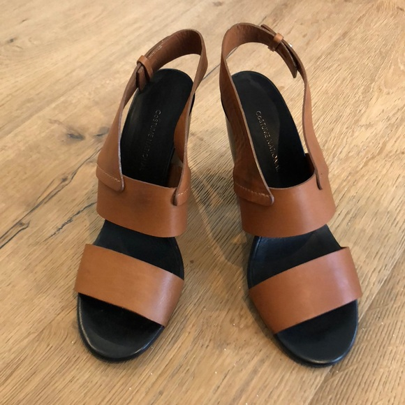 3d6e289ca9d Costume National Sandal Heels BNWT Sz 40 Barneys NWT